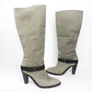 Cole Haan Nike Air Landscape Knee High boots 10/5
